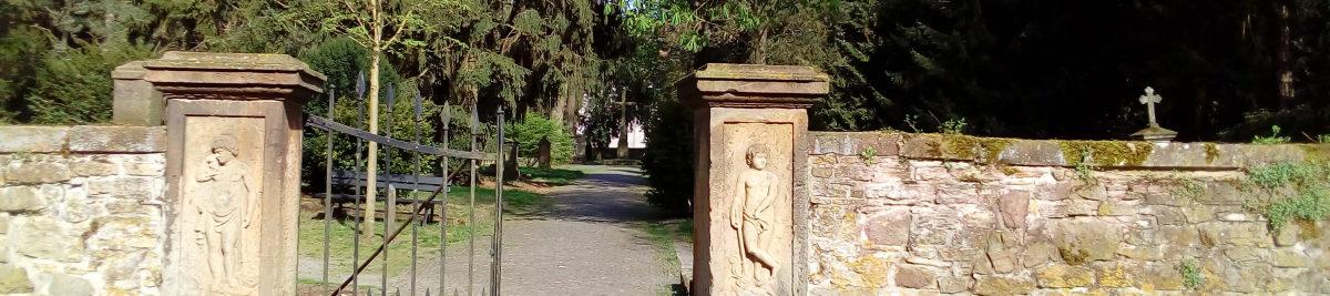 Hasefriedhof und Johannisfriedhof in Osnabrück