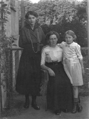 Anna Maria Remark und ihre Töchter